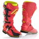 ACERBIS MX- Offroad Stiefel Move 2.0 Rot/Gelb